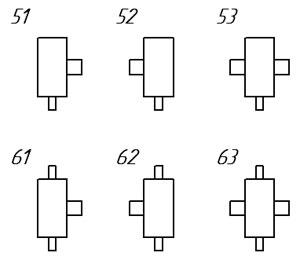 Схема редуктора РЧН-80